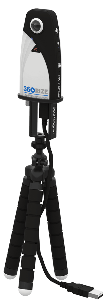 360Penguin with Live Mount and USB-C Cable