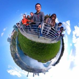quality 360 content - 360Rize 360Penguin Falls