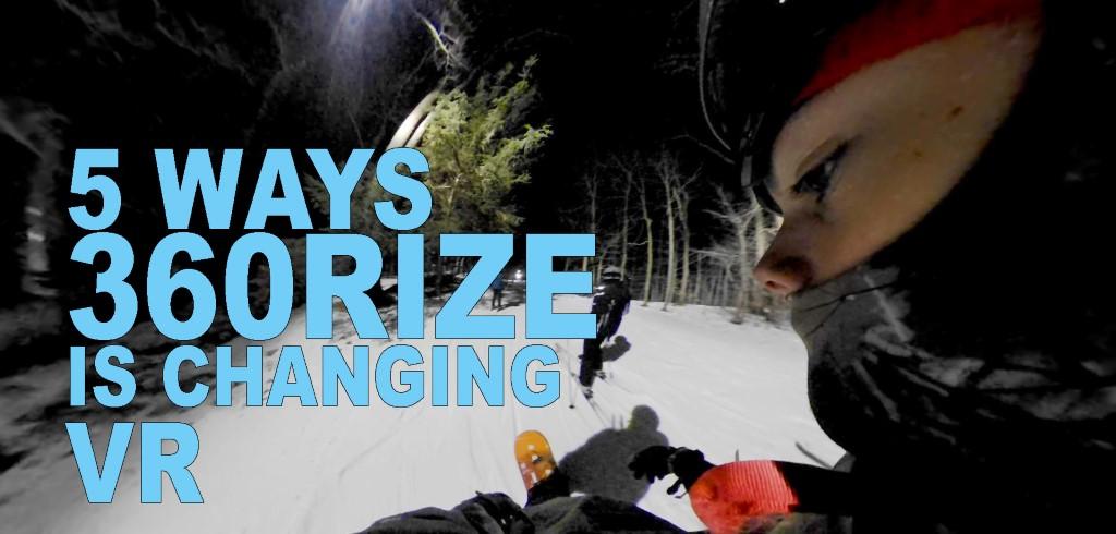 360Rize 360Penguin Snowboarding
