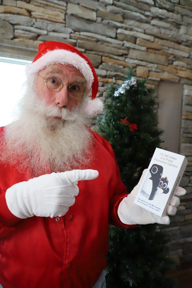 360Rize 360Penguin Santa