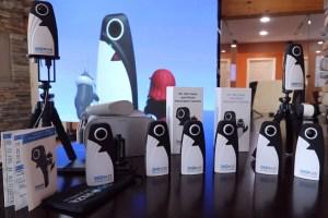 360Rize 360Penguin product shots