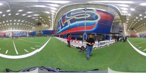 360Rize 360Penguin Rugby Match