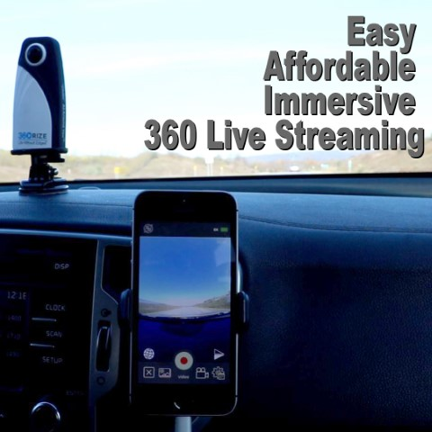 360Rize 360Penguin Easy Live Streaming