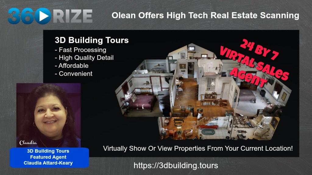 360Rize 3D Building Tours Claudia