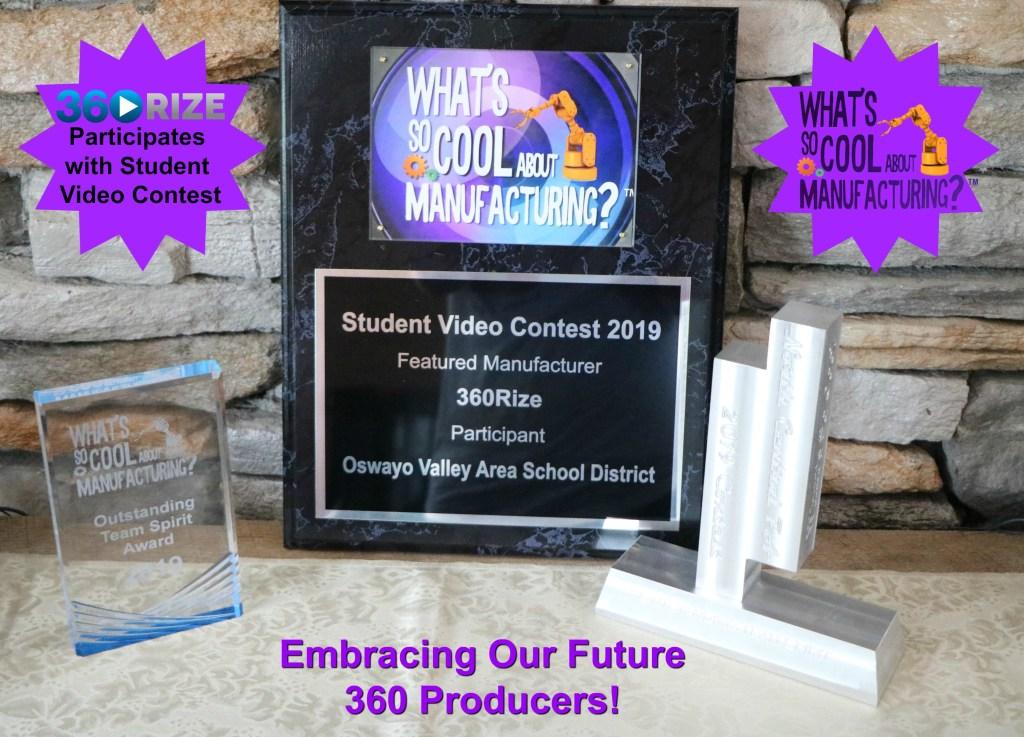 360Rize WSCM award 1