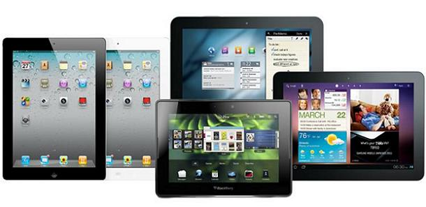 Android Tablets Overtaking iPad