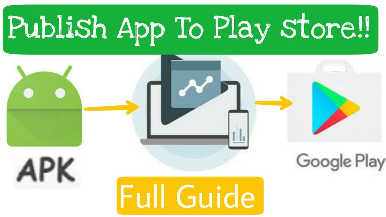 publish app to google play store