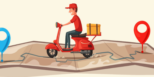 Delivery App Features