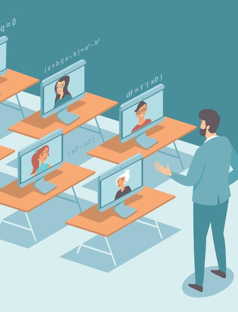 Online Education-During coronavirus disease