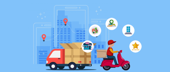 on-demand delivery Apps