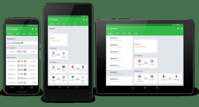 App Design Templates