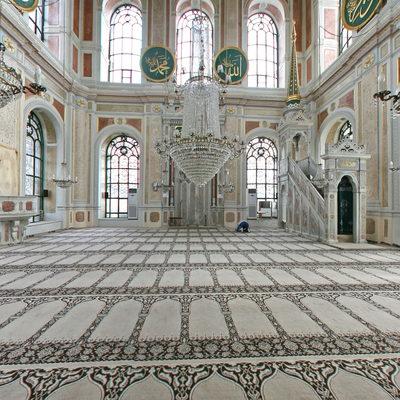 Image result for ortaköy camii interior