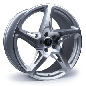 River R4 Silver - 360 Wheels
