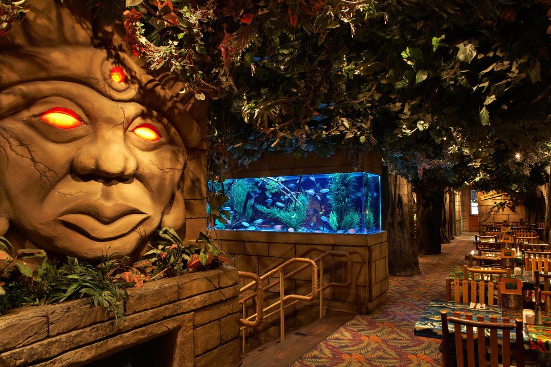 Rainforest Cafe Riverwalk 360zone Com Producers Of