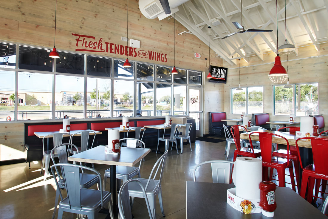 Virtual Tour Of Slim Chicken Helotes Texas 360zone