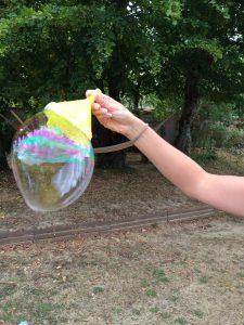 bulles géantes
