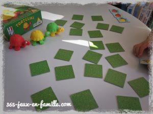 Torteliki un jeu de mémoire à partir de 3 ans