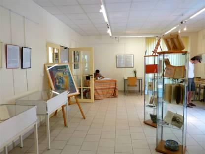 Ausstellung-Lourmarin