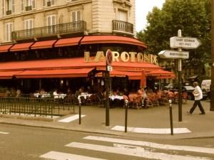 Das Restaurant La Rotonde. ©Foto: Anne-Kathrin Reif