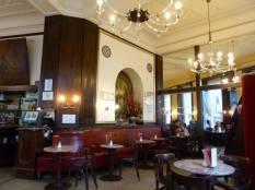 Wien, Café Ritter. ©akr