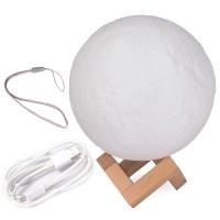 15cm Mond Lampe Nachtlampe 3D Mond Lampe Mondlicht ...