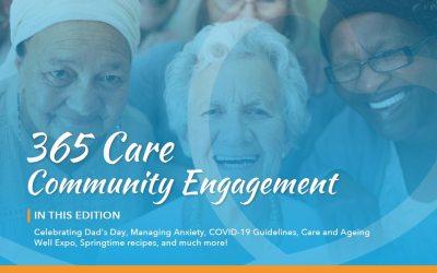 365 Care Community Engagement – September