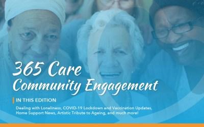 365 Care Community Engagement – August