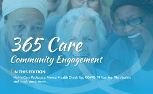 365 Care Community Engagement - March