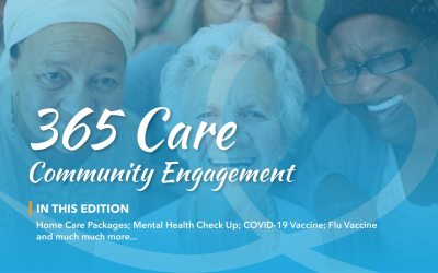 365 Care Community Engagement – March