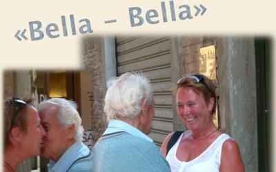 Et øyeblikk;   – Lucca, en kvinne, en mann, en by…
