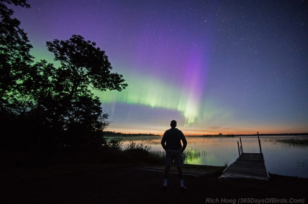Time See Northern Lights