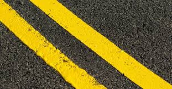 The first 'yellow lines' to restrict parking in Britain appeared in Slough, Berkshire.