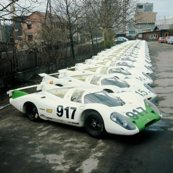 first-25-porsche-917-secratary-cars