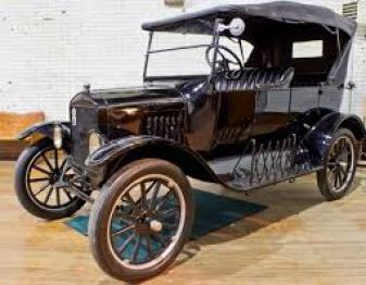 Ford Model T- 1914