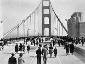 Golden Gate Bridge - 1937