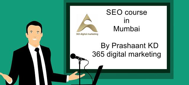 seo courses in mumbai