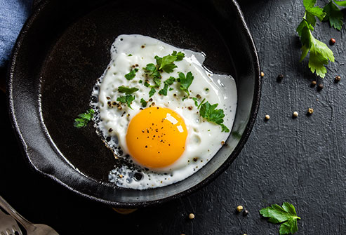 Eggs - 365 Health Fitness Tips