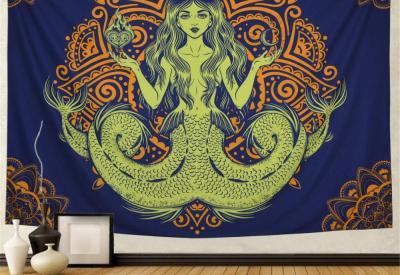 10 Best Tapestries For Your Yoga Studio