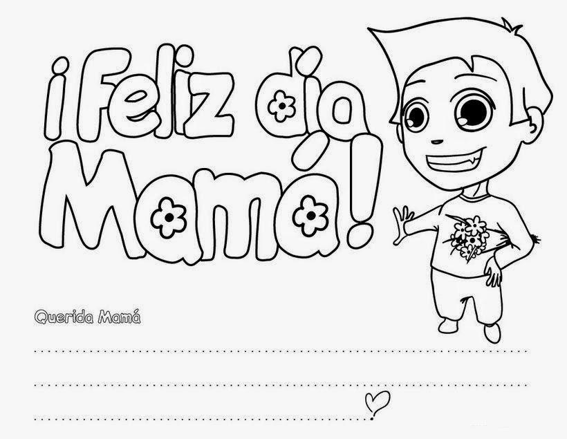 Dibujo Ro Una De Mama Para Imagenes Dibujo Te Amor Para Con La Amo Que Imprimir Digan De