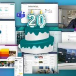 Happy Birthday SharePoint – 20 jaar groei tot het productiviteits platform dat het nu is