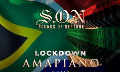 Sounds Of Neptune (Lockdown Amapiano Mix) MP3