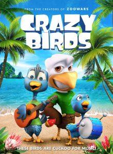 Crazy Birds (2019) MP4