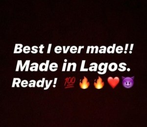 Made In Lagos