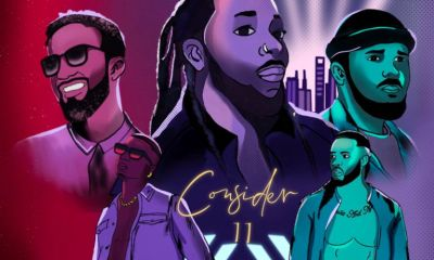 Del B Ft Wizkid, Flavor, Kes & Walshy Fire - Consider (Remix) MP3