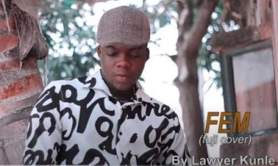 TheCute Abiola [Lawyer Kunle] – FEM (Fuji Cover)