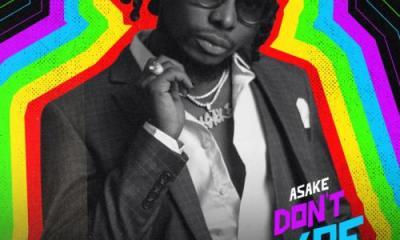 Asake - Don't Hype Me