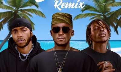 DJ Spinall Ft. Fireboy DML & 6lack – Sere (Remix)