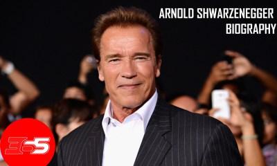 Arnold Schwarzenegger Biography, Early Life, Career, Net Worth