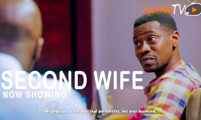Second Wife Latest Yoruba Movie 2021 Drama Download Mp4