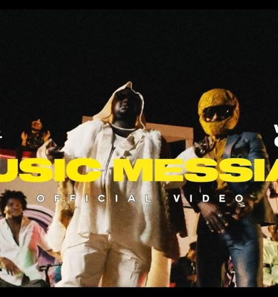 VIDEO: DJ Neptune ft Wande Coal – Music Messiah
